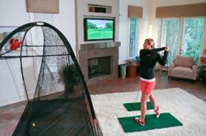 家庭用ゴルフシミュレーター OPTISHOT オプティショット
